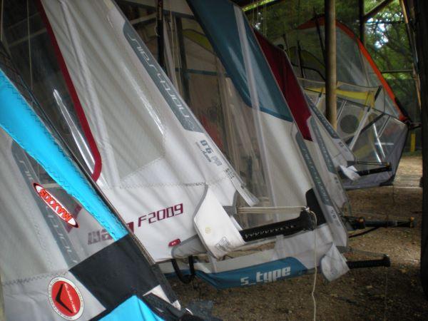 Velas windsurf Formula