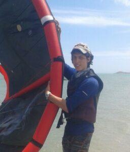 Kite para jóvenes