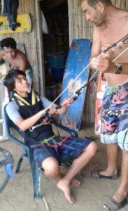 Alumno de kite