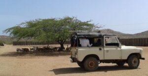 Cabo Etto Land Rover