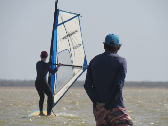 First-Steps-Windsurf