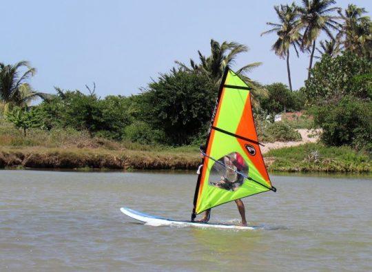 Camarones-Windsurfing-lesson