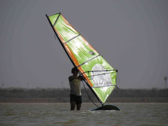 Beach-Start-Windsurf