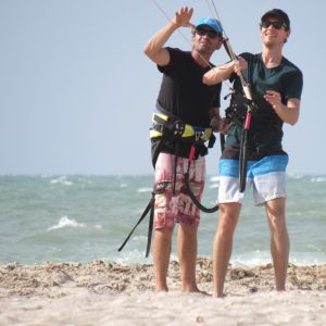 Complete - 10h Kitesurfing private lessons