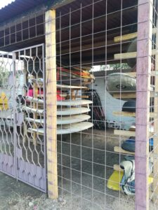 Windsurf storage Riohacha