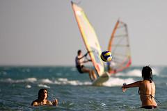 Fun windsurf Guajira