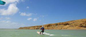 Downwind Punta Gallinas