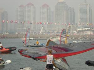 Olympics-Sail-2008