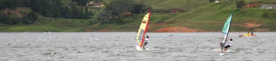 Calima lago Valle del Cauca