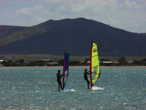 Curso windsurf