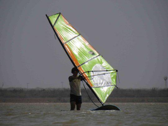Beach-Start-Windsurf
