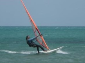 Young-Cristina-Windsurf