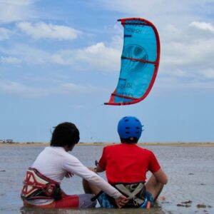 Kitesurfing lesson Colombia